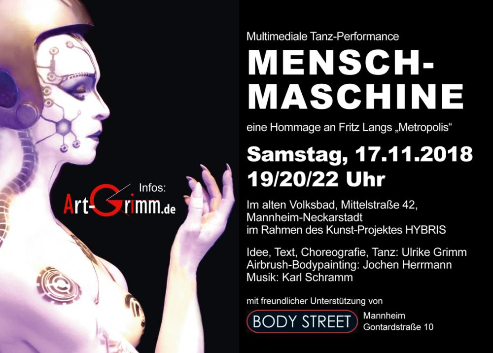 Performance Mensch-Maschine