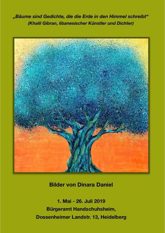 """""""Bäume sind Gedichte,..."""""""