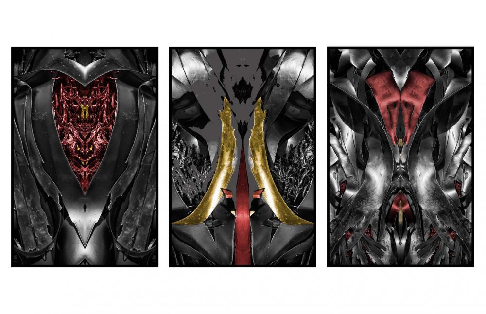 bodyscape Alienation Serie