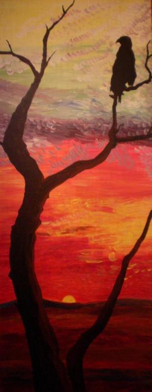 Sunset Harare