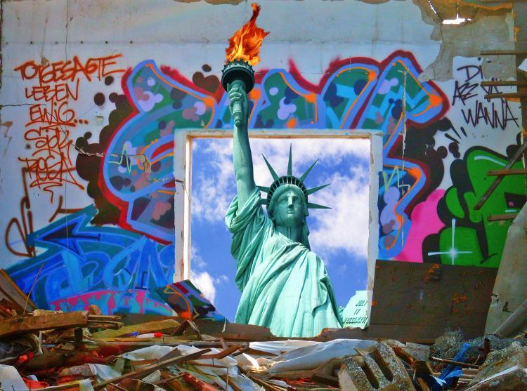 Burn in Liberty!
