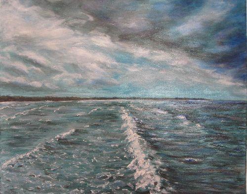 Acryl, 50x60